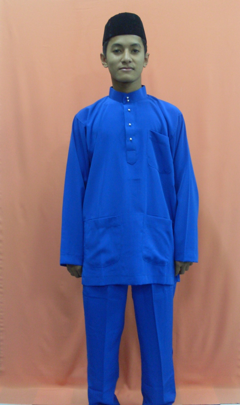 Baju Teluk Belanga