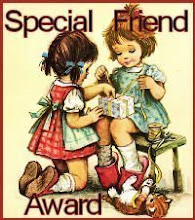 My Special Friend Award
