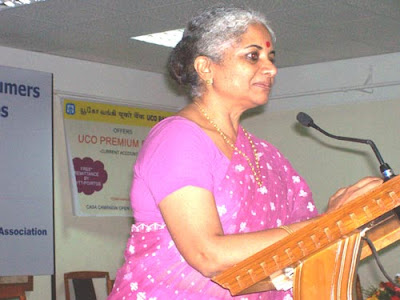 Ms Usha Thorat  Deputy Governor of Reserve Bank of India