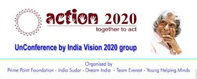 Action 2020 organised by India vision group
