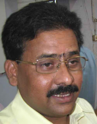 K V Karthalingan, Regional Transport Officer