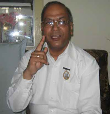 Dr Satish Gupta, Global Hospital and Research Centre,  Abu Road, Rajasthan