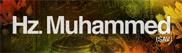 Son Peygamber Hz. Muhammed (SAV)