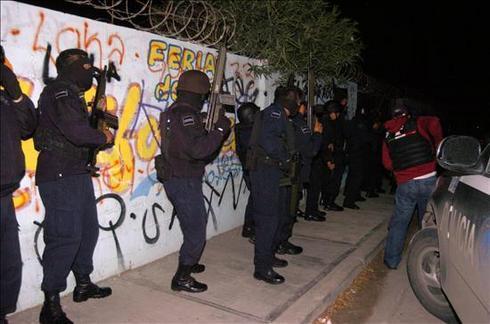 La escalada de violencia en México, según Puriceli