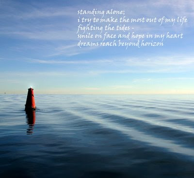 Standing Alone...