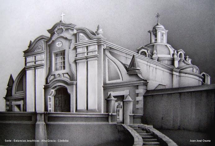 Serie de Estancias Jesuíticas - Córdoba
