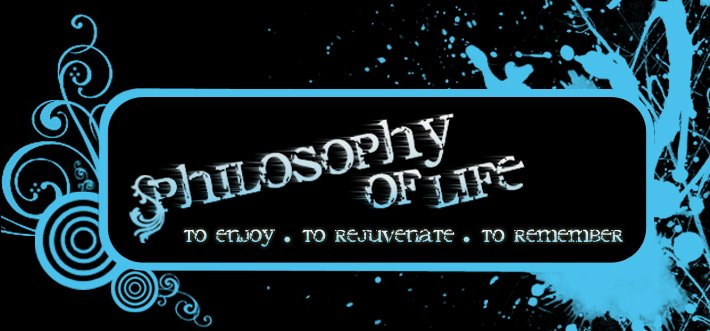 Philosophy of Life