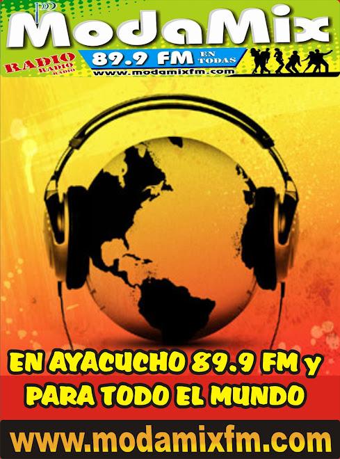 ESCUCHA LA RADIO POR INTERNET www.modamixfm.com