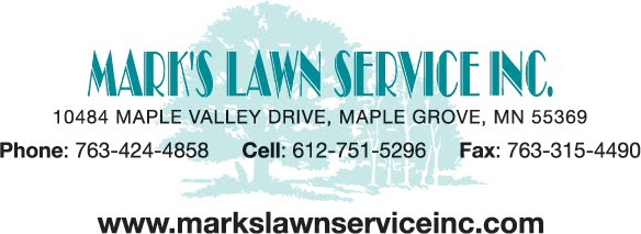 Mark's Lawn Service, Inc. Blog