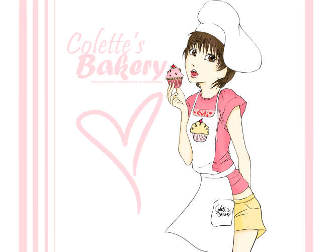 Colette&#39;s Bakery