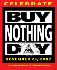 buy nothing day 2007