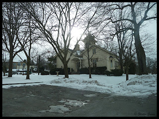 small Victorian home