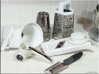 various shredders