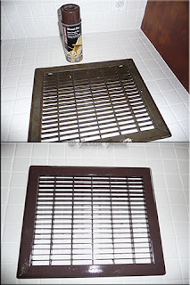 painted vent cover