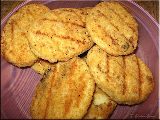 breaded chicken patties