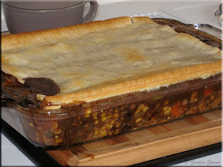 family beef pot pie