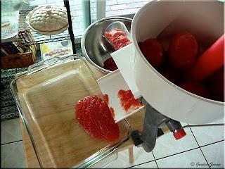 tomato pureé