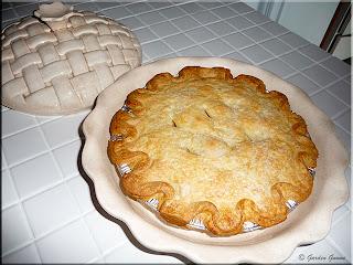 Chudleigh's apple pie