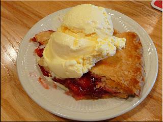 cherry al a mode pie