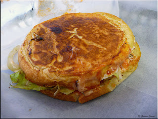 chimuchurri aka Dominican burger