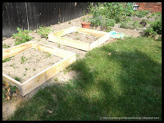 raised bed frames