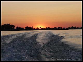 sunset August 18, 2010