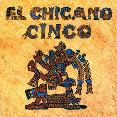 El Chicano - Cinco 1974