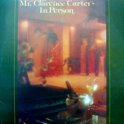 clarence carter - in person 1981