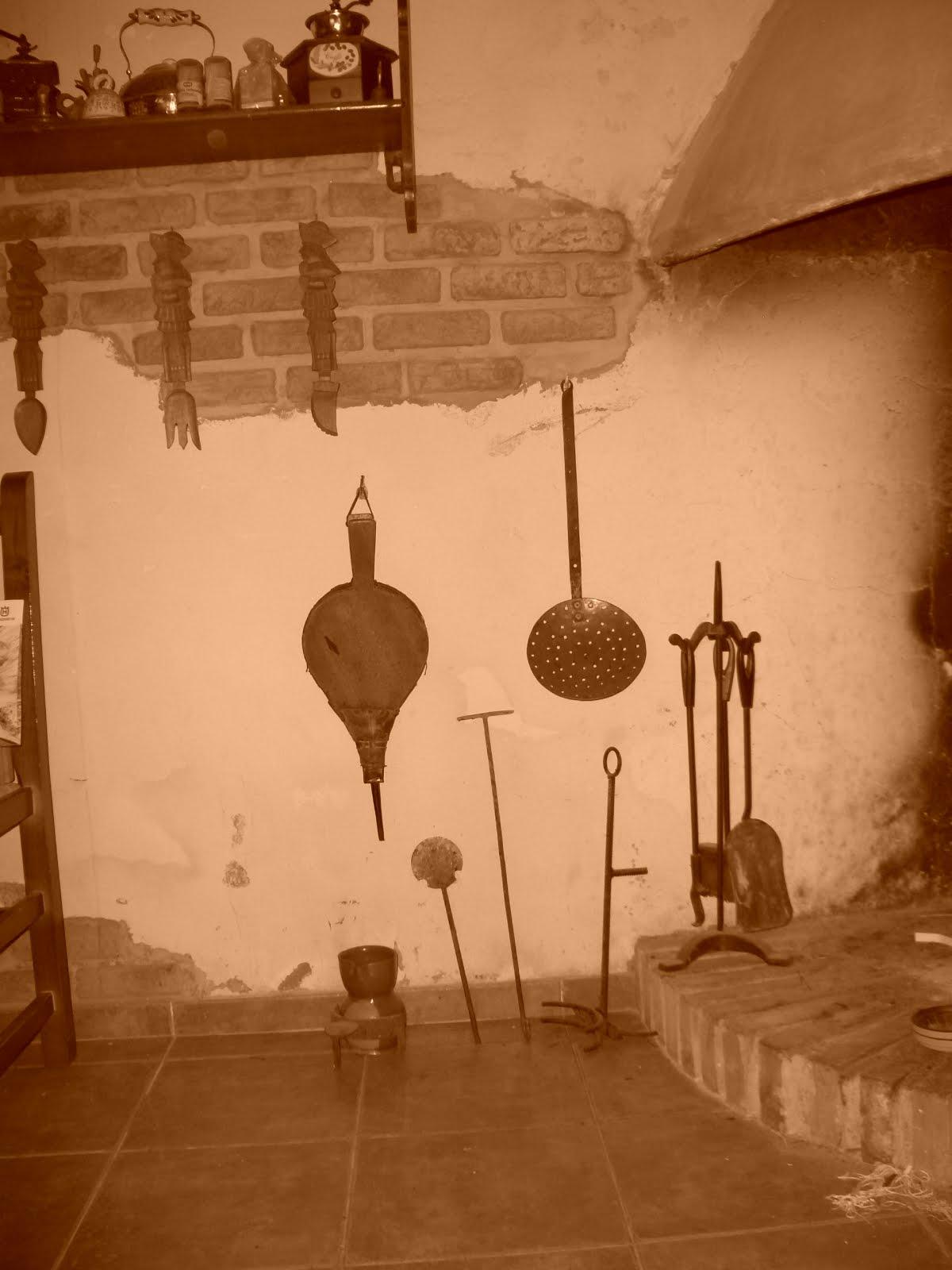Recuerdos de mi pueblo alcubierre - Utensilios para chimeneas ...
