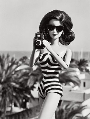 La muñeca de tus sueños: Barbie Barbie-fashion-book