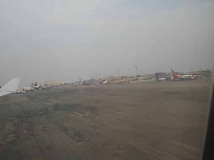 Aeroporto 4 de Fevereiro - Luanda