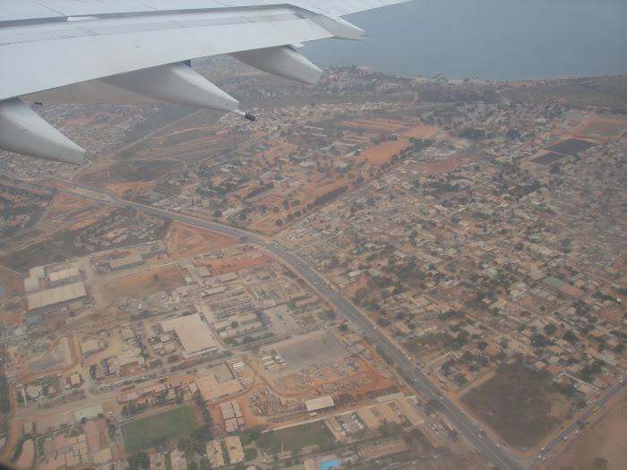 Luanda by Air...