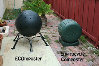 i have been using my composter for a few months i have decided that to get the most out of my composting experiences i needed to get a second