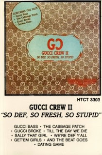 gucci crew ii dating game Tracklist with lyrics of the album everybody wants some [2008] from gucci crew ii: five dollar high - everybody wants some - beepers - it's all about the.
