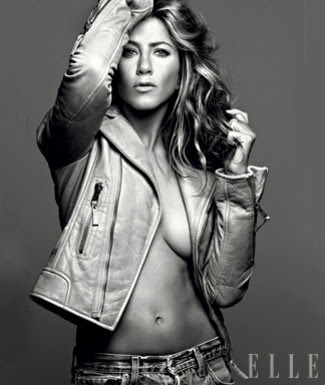 Hollywood Actress Magazine Cover Shoot • Jennifer Aniston Harper's Bazaar US