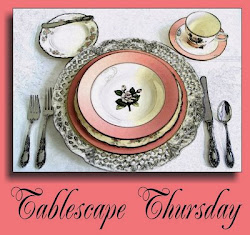 Tablescape Thursdays