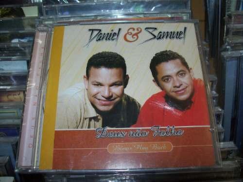 Download Sucesso Gospel Daniel E Samuel Deus Nao Falha Playback