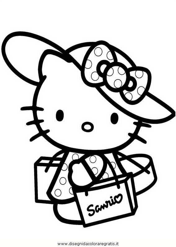 HELLO KITTY POINT