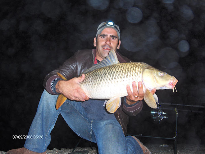 Carpa com 5,1 kg granjal  7 de setembro 2008
