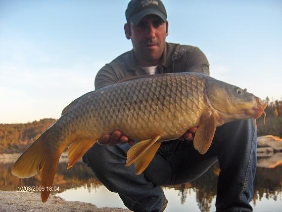 Carpa 5 kg 10 Março 2009