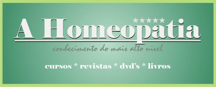 A Homeopatia
