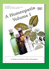 "Dvd's ""A Homeopatia"""