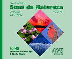 "CD ""Os Mais Belos Sons da Natureza"" Volume I"