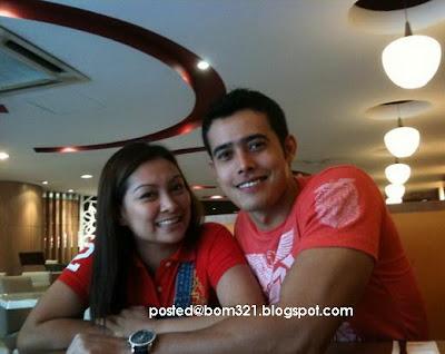 Abby Abadi Bersama Zul Ariffin