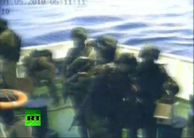 Lifeline 4 Gaza (LL4G) flotilla Mavi Marmara