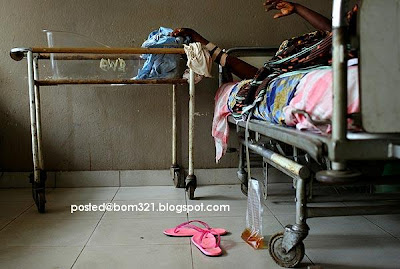Wad Bersalin Yang Sadis di Sierra Leone