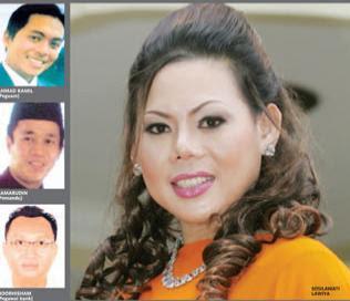 4 Mengaku Bunuh, Bakar Sosilawati