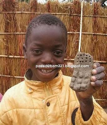 Handphone Pertama Keluaran Afrika !
