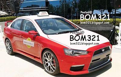 Teksi Isnpira ! Mungkin Teksi Akan Datang Di Malaysia