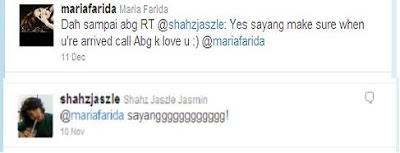 Maria Farida Pada Shahz Jaszle